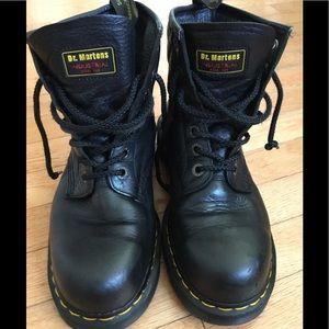 Dr.Martens  Industrial steel toe boots